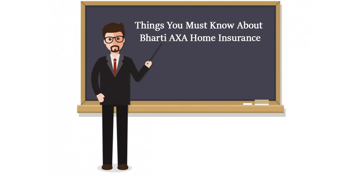 Bharti AXA Home Insurance
